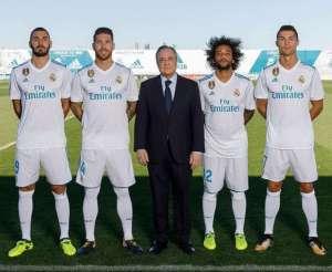 real madrid 1 300x246 - Real Madrid passa a ter o maior patrocínio de camisa do mundo