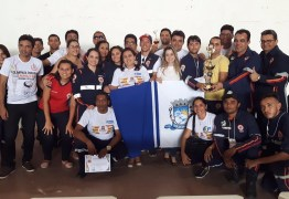SAMU de Patos foi o vencedor da II Olimpíada paraibana do SAMU 192
