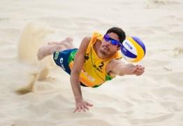 Paraibano é escolhido o esportista do ano pela FIVB