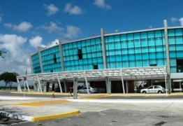 Após arrastão em loja do aeroporto de JP, polícia prende ladrões através do rastreador de celular roubado