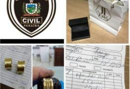Dono de joalheria é preso em João Pessoa suspeito de aplicar golpes