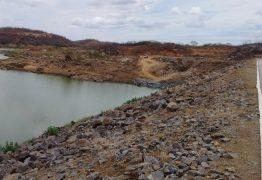 Governo Federal autoriza liberação de recursos para Barragem de Camalaú