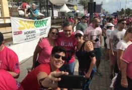 'Corrida do Bem' une esporte e solidariedade em João Pessoa