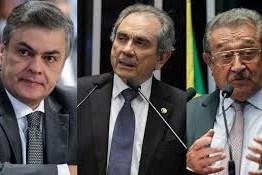 AÉCIO LIVRE: Veja como votaram todos os 70 senadores: Lira, Maranhão, Cássio, Lindbergh e Fátima
