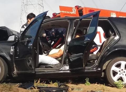 87657 - Paraibanos morrem em acidente no Rio Grande do Norte
