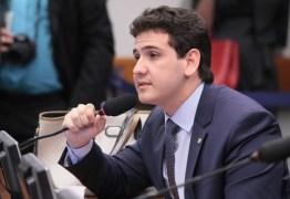 André Amaral nega possibilidade de sair do PMDB após convites de outras legendas