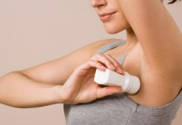 Antitranspirantes aumentam chances de desenvolver câncer de mama?