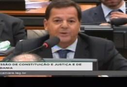 ACOMPANHE AO VIVO: Presidente da CCJ diz que denúncia contra Temer e ministros terá parecer único