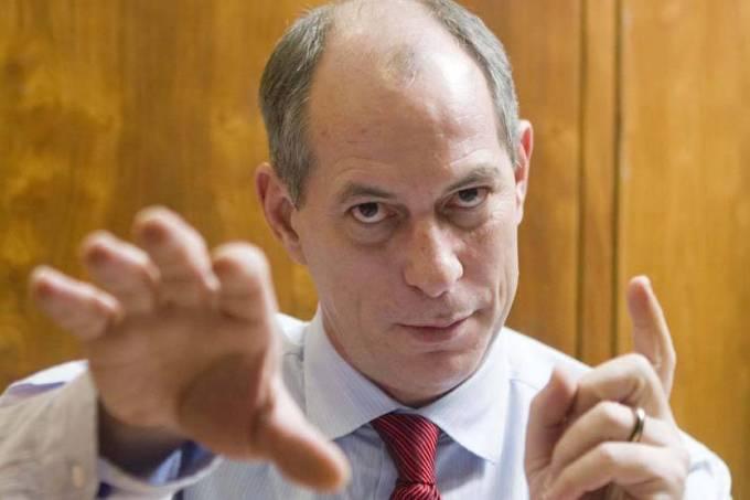 ciro gomes 2 - Ciro vê Bolsonaro como o mais fácil de ser batido por ter 'soluções toscas'