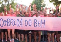 'Corrida do Bem' terá atrações culturais, doação de sangue, mamografia e brincadeiras