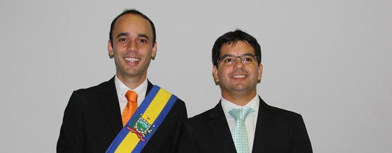 douglas e guga e1507168905683 - COMPRAS DE VOTOS: Ministério Público pede a cassação do prefeito de Bananeiras Douglas Lucena