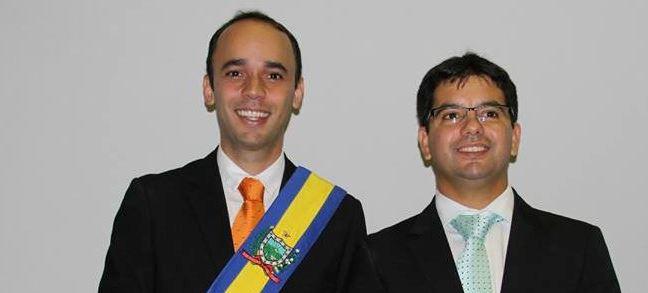 douglas lucena e vice - EXCLUSIVA: Justiça cassa mandato do prefeito de Bananeiras e determina realização de novas eleições