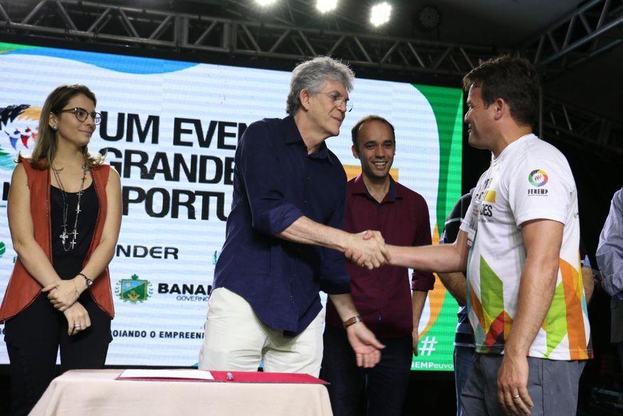 empreender bananeiras4 foto francisco franca - NA SEXTA-FEIRA: Empreender Paraíba retoma atividades com assinatura de contratos em João Pessoa