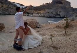 Ilha grega proíbe casamentos de estrangeiros após foto polêmica