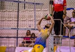 Definidos os classificados para a fase semifinal da Liga Paraibana de Vôlei