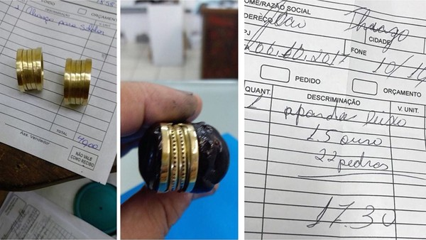 joias - Empresário é suspeito de fraudar venda de joias e causar prejuízo de R$ 200 mil na capital