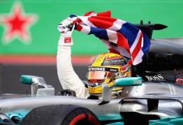 Lewis Hamilton quebra recordes e é tetra campeão da Fórmula 1