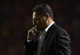 Vanderlei Luxemburgo é demitido do Sport Recife