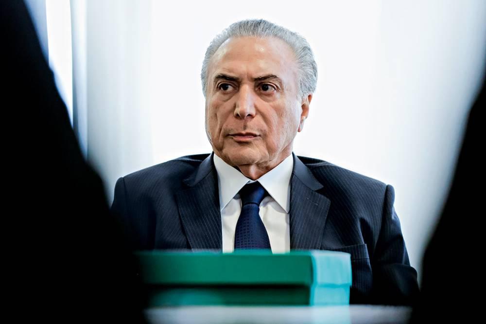 michel temer jose medeiros 2017 3353 - Temer chama tucanos para discutir situação do PSDB após demissão de ministro