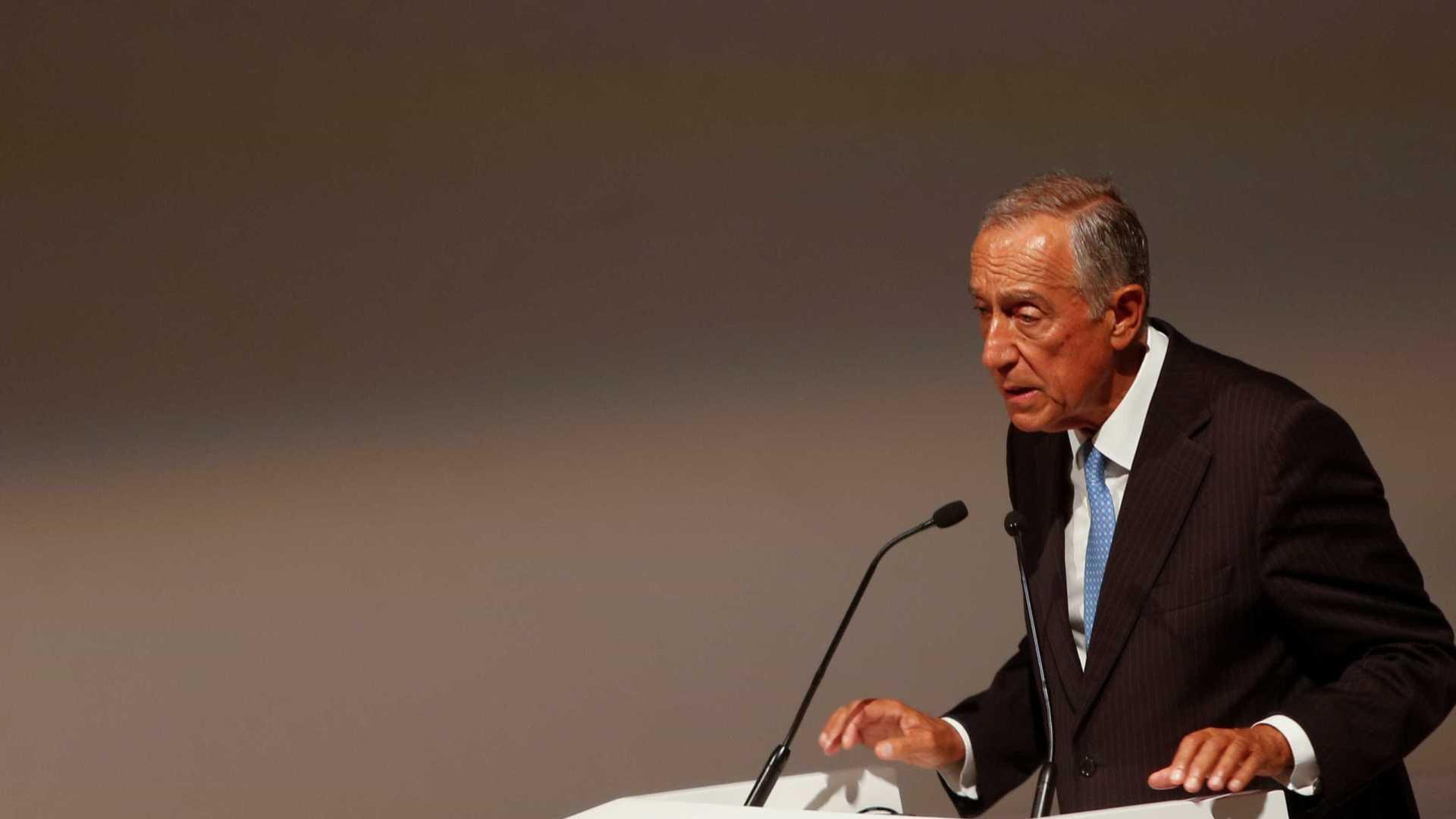 naom 59c8af2712055 - Presidente de Portugal é chamado de 'jumento'; MAI apura cirscuntâncias do post