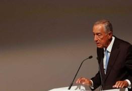 Presidente de Portugal é chamado de 'jumento'; MAI apura cirscuntâncias do post