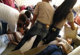 Alunos desmaiam durante atividade do Exército em escola de Palmas