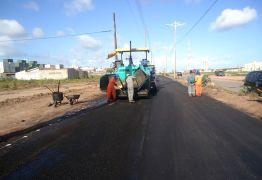 Prefeitura de João Pessoa embarga obras da Perimetral Sul do Governo do Estado