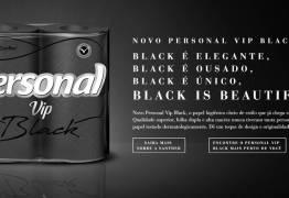 """Polêmica – Marca de papel higiênico retira slogan """"black is beautiful"""" de campanha publicitária"""