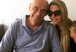 Namorada de Marcelo Rezende escreve sobre o perdão