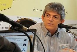 Com queda de homicídios, Ricardo Coutinho garante subir gratificação à Polícia