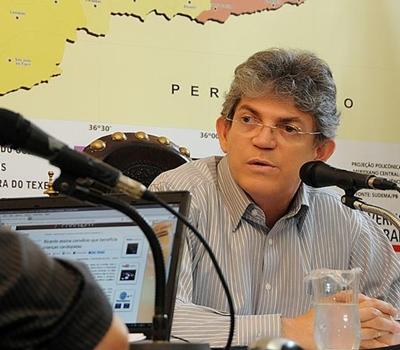 ricardo coutinho 1 - Com queda de homicídios, Ricardo Coutinho garante subir gratificação à Polícia