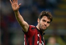 Kaká diz que está próximo de encerrar a carreira como jogador