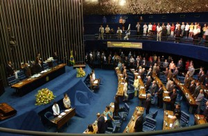 senado federal 300x197 - Senado deve reverter afastamento de Aécio na próxima semana