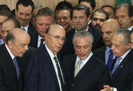 Temer e ministros têm lista de 25 'pendências' de deputados