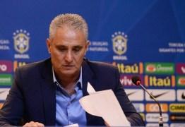 Tite expõe crise com empresa que organiza amistosos da seleção brasileira