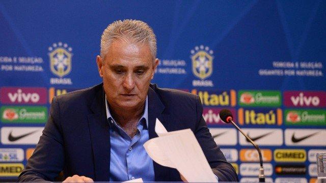 tite 1 - Tite divulga lista de convocados para a Copa do Mundo; confira