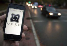 Motoristas do Uber protestam contra projeto de regulamentação nas ruas de João Pessoa