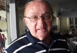 Ex-vereador de João Pessoa morre por complicações de AVC