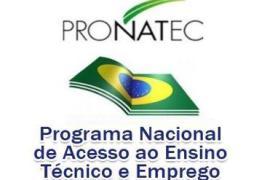Prorrogadas inscrições para Processo de Seleção para Professor e Profissional Bolsista do Pronatec