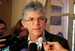 Ricardo confirma reunião de governadores do Nordeste em JP para debater a segurança pública