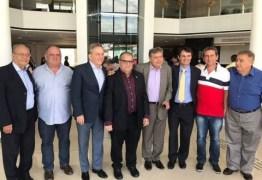 Rômulo discute investimentos na Paraíba com presidente do BNDES