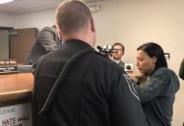 Atriz é presa após agredir marido