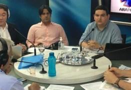 NA ARAPUAN: Ricardo Coutinho diz que suspensão do Empreender tem tempero político – OUÇA