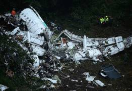 Tragédia com avião da Chape completa um ano