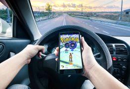 Estudo responsabiliza Pokemon Go por 7 bilhões de reais em danos no trânsito