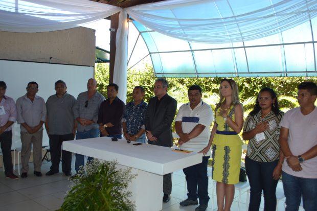 DSC 0077 620x413 - Prefeitura de Alhandra realiza VI Conferência de Saúde com o tema 'Saúde começa em Você'