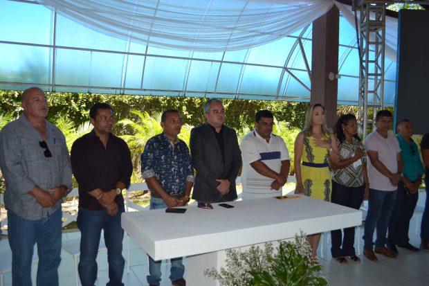 DSC 0080 620x413 - Prefeitura de Alhandra realiza VI Conferência de Saúde com o tema 'Saúde começa em Você'