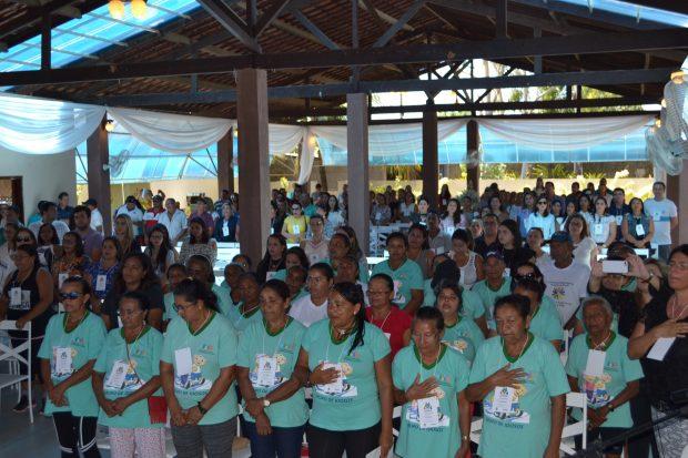 DSC 0085 620x413 - Prefeitura de Alhandra realiza VI Conferência de Saúde com o tema 'Saúde começa em Você'