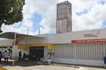 CORONAVÍRUS DESCARTADO: Recém-nascido internado na Frei Damião tem pneumonia bacteriana
