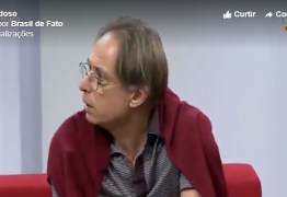 Pedro Cardoso abandona o programa de TV ao vivo – VEJA VÍDEO